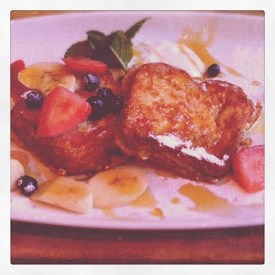 Brighton Bill's french toast