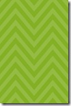 iPhone Wallpaper - Apple Green Chevron - Sprik Space