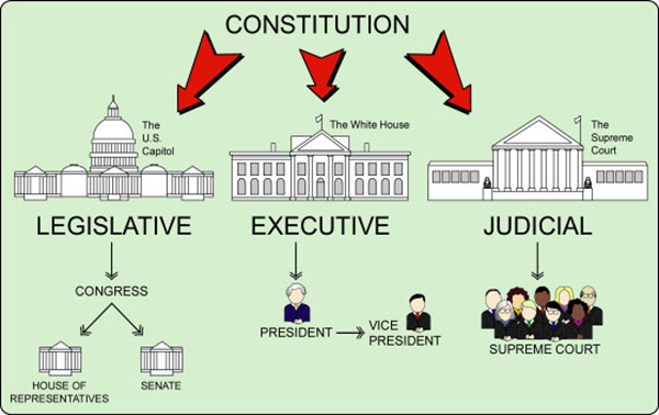 branches of govt