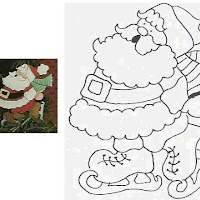 Moldes de EVa para natal (126).JPG