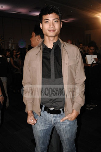 Mikael Daez At The Rajo
