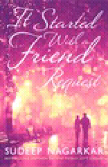 It Started with a Friend Request By Sudeep Nagarkar Free Ebook PDF Download