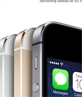 Videos de presentación del iPhone 5C y iPhone 5S