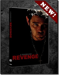 Shameless Revenge DVD
