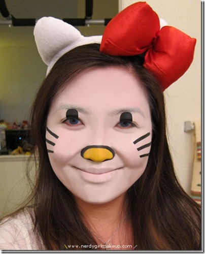 Imagenes de caras pintadas para halloween de payasos imagui for Caras pintadas para halloween