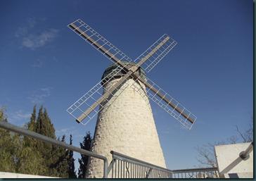 Jerusalem Montefiore's windmill