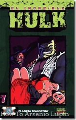 P00007 - Coleccionable Hulk #7 (de 50)