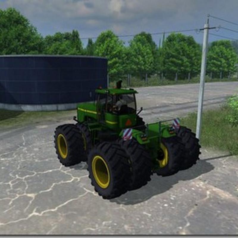 Farming simulator 2013 - John Deere 9400