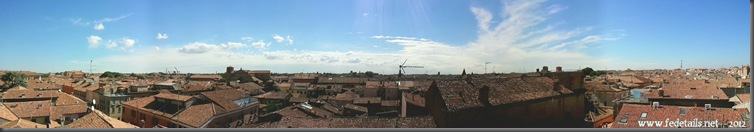 Ferrara skyline 17/09/2012 ( 2 ), Ferrara Italia - Ferrara's skyline 17/09/2012 ( 2 ), Ferrara, Italy -Property and Copyright www.fedetails.net