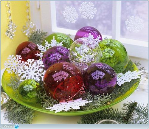 thumb76290026 Фото   Новогодние украшения! Украшаем дом к Новому году.