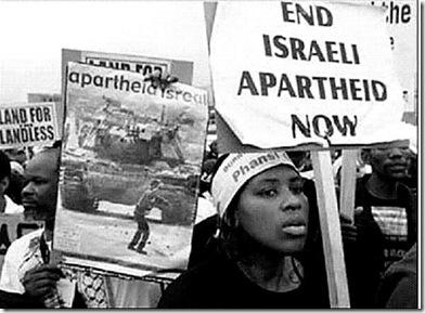 Israel Apartheid accusation