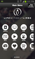 Screenshot of Life Without Limbs