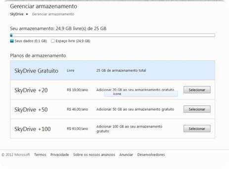 SkyDrive 19