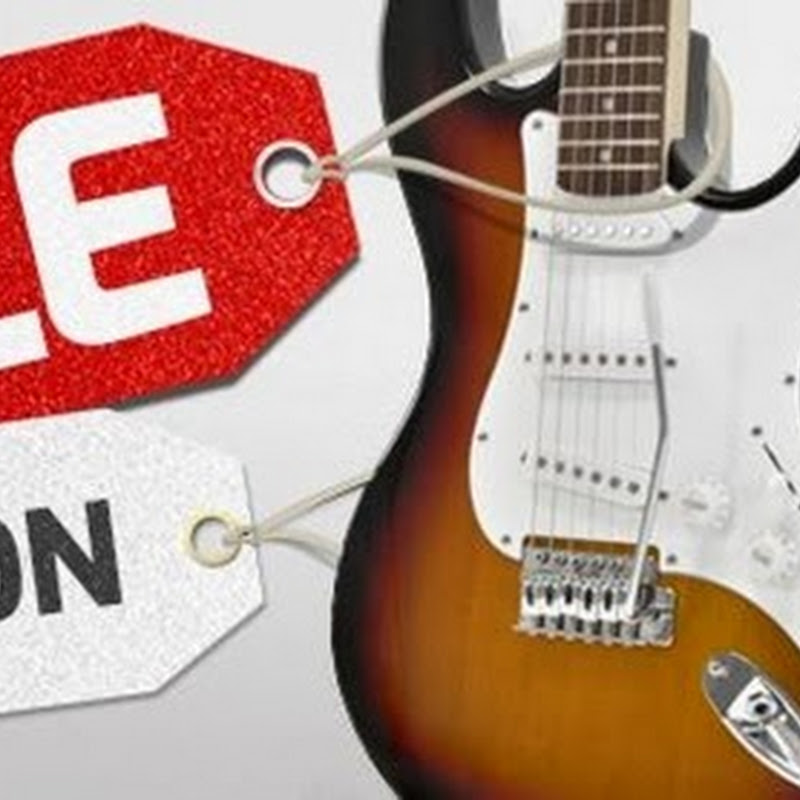 Rock Out When You Save On Musical Instruments…
