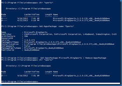 powershell_appxpackage