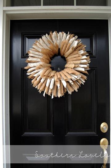 burlap paper wreather--1 (2)