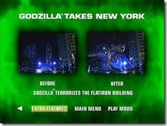 Godzilla 1998 Compositing