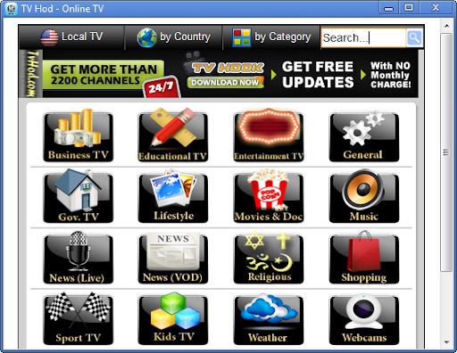 Descargar Chrome TV gratis