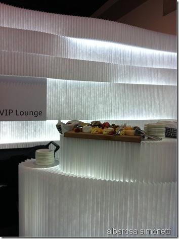 Audi VIP lounge IDSWest 2011
