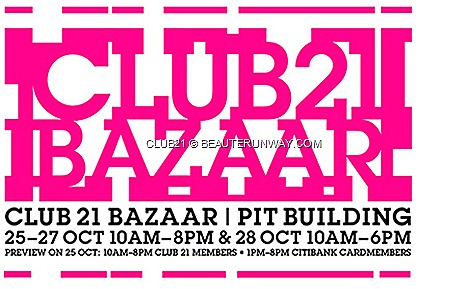 CLUB 21 SALE BAZAAR 2012 DESIGNER FASHION LABELS MEN WOMEN KIDS BAGS ACCESSORIES SHOES  PIT BUILDING SINGAPORE DISOCUNTS 85% OFF F1 SINGAPORE FLYER SHUTTLE BUS
