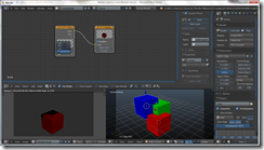 node editor in blender