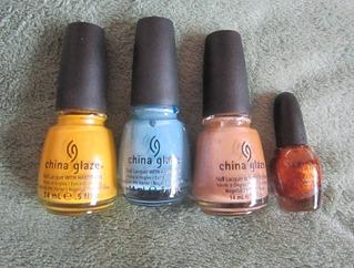 new nail polish in my collection, bitsandtreats