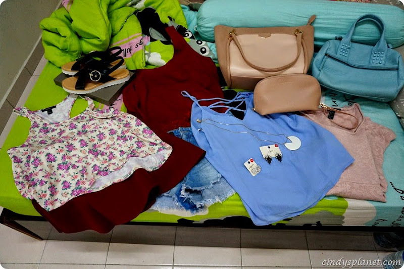 sunway shopping haul32