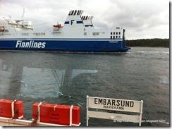 Finnfellow och Embarsund
