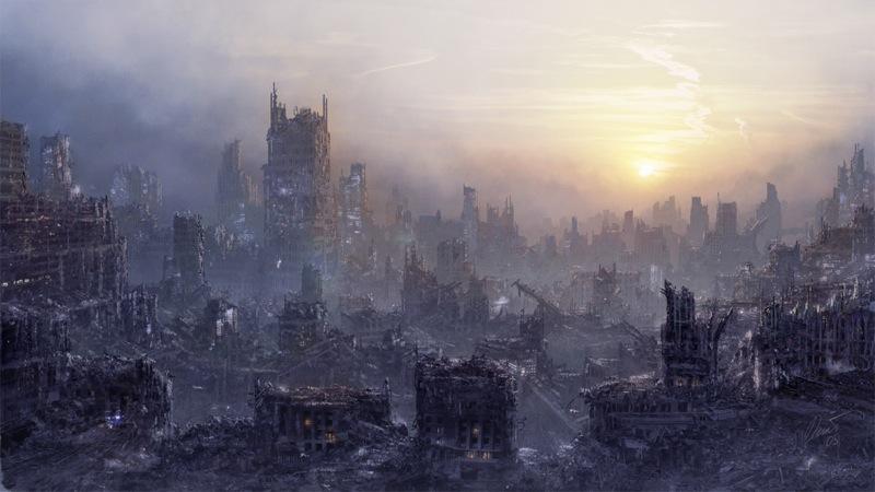Apocalypse Judgementday