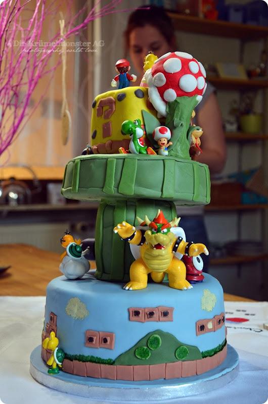Geburtstagstorte (05) Chrissy von Isabelle
