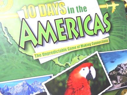 10デイズ・イン・ザ・アメリカ大陸