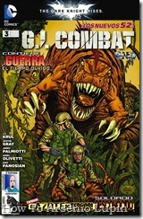 P00005 - G.I. Combat #3 - The War 