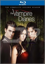 The Vampire Diaries 2ª Temporada S02 Dublado