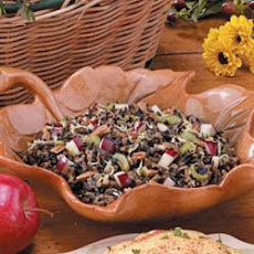 Fruited Wild Rice Pilaf