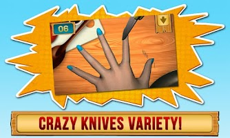 Screenshot of Fingers Vs Knife 3D