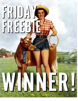 friday freebie winner