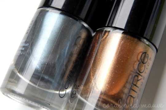 Catrice Modern Muse LE Nagellacke