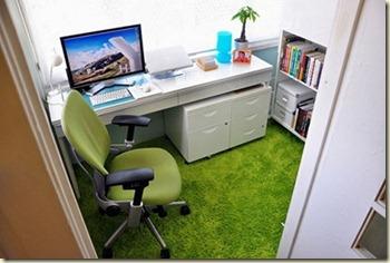 como decorar un cubiculo o pequeña oficina3