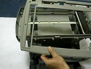 Fix HP 3300 3330 Scanner Bulb Warm Up Error (16)