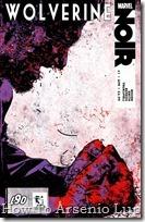 P00001 - Wolverine Noir #1
