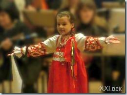 Юный талант Маша Исайкина