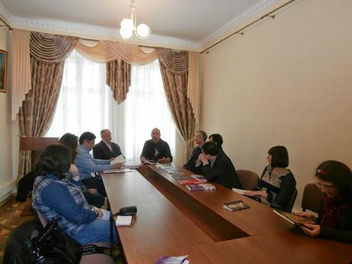 Творча зустріч з Василем Ґабором
