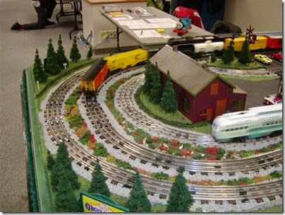 tt040076 Lionel Railroad Club of Milwaukee at TrainTime 2004
