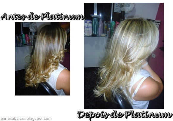 pó descolorante Platinum