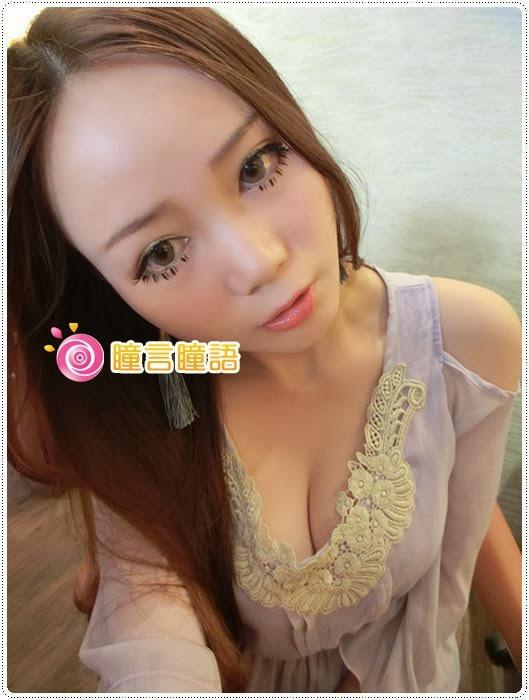韓國NEO隱形眼鏡-天使三色灰14