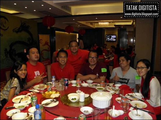 dinner at The Royale Restaurant with Kumagcow, RodMagaru, Tatak Digitista, OrangeMagazineTV, Manila Republic & mommywrites