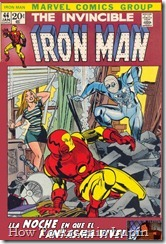 P00188 - El Invencible Iron Man #44