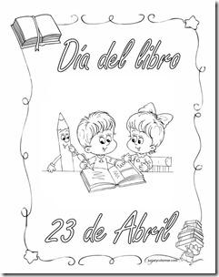 dia del libro jugarycolorear5 1