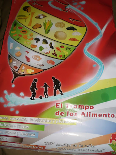 El trompo de los alimentos - Revista Ciencia Medica al dia ®