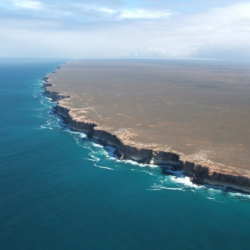 Bunda Cliffs in Australia: Is this the End of the World?